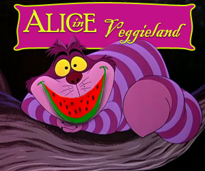 Script Alice in Veggie Land
