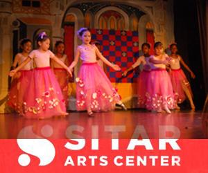 Sitar Art Center Script