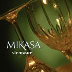 Mikasa-stemware
