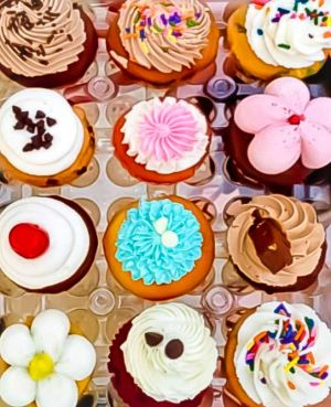 Cupcakes by Liliane Blom